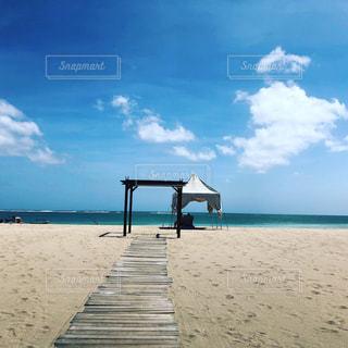 バリ島 クタビーチの写真・画像素材[1408077]