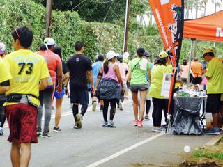 老若男女,外国人,ボランティア,日本人,ホノルルマラソン,みんなのスポーツ