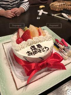 ケーキ,還暦