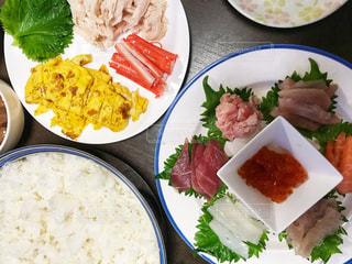 手巻き寿司の写真・画像素材[2344581]