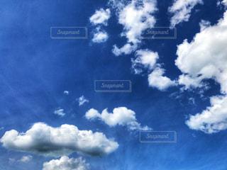 青空の写真・画像素材[2437608]