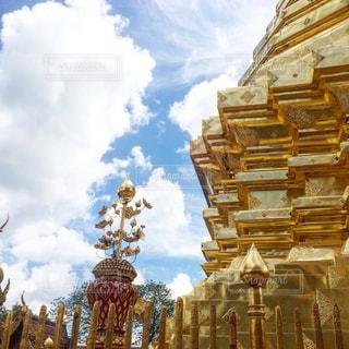 ドイステープ寺院の写真・画像素材[1199090]