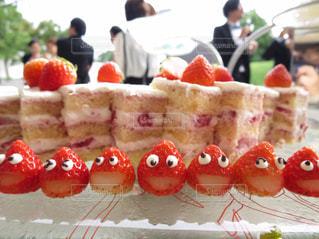 ケーキ,結婚式,wedding,パーティー,にこちゃん