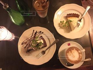 ケーキ,cafe,女子会,夜カフェ
