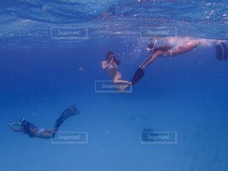 水中フォトの写真・画像素材[712995]