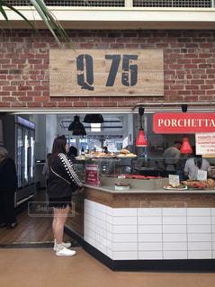 カフェ,コーヒー,オーストラリア,メルボルン,クイーンビクトリアマーケット,ポルチェッタ,cafe verona,Q75