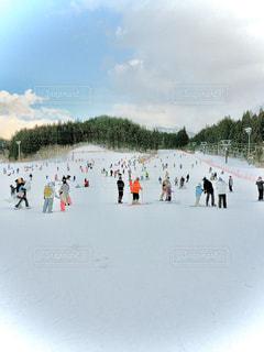 風景,アウトドア,スポーツ,雪,山,人物,スキー,ゲレンデ,レジャー,スキー場,スノーボード