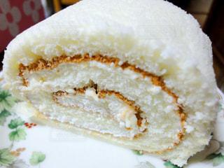 ケーキ,ロールケーキ,白いロールケーキ,キミって白いね,伊佐農林高等学校