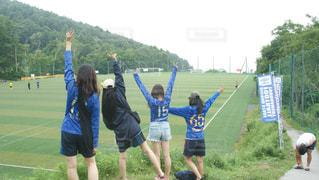スポーツ,サッカー,サークル,運動,応援