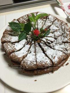 ケーキ,チョコレートケーキ,ホームメード