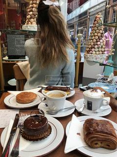 カフェの写真・画像素材[2253011]
