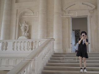 宮殿にての写真・画像素材[2283479]