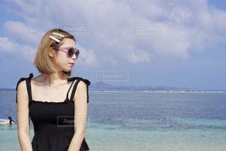 海辺での写真・画像素材[2293023]