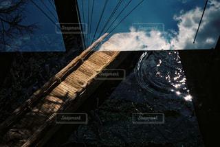 お散歩日和の天気の写真・画像素材[1873706]