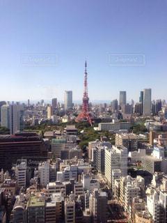 東京タワーの写真・画像素材[566762]