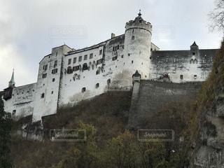 ザルツブルグ城の写真・画像素材[1819176]