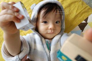 赤ちゃんの手 - No.888896