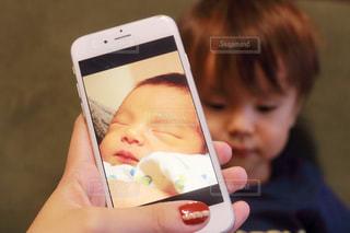 赤ちゃんの写真・画像素材[1420994]