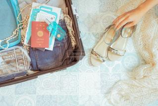 スーツケースの写真・画像素材[2076576]