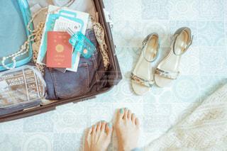 スーツケースの写真・画像素材[2076581]