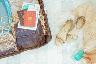 スーツケースの写真・画像素材[2076582]
