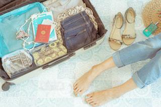 スーツケースの写真・画像素材[2076587]