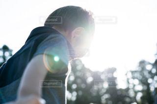 人のぼやけたイメージの写真・画像素材[2267107]