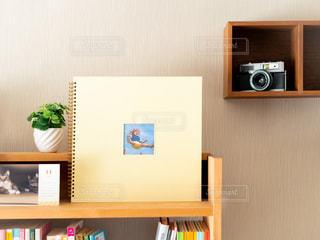 本棚のスクリーンショットの写真・画像素材[2696973]