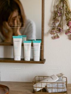 洗面所,洗顔,スキンケア,毛穴,ニキビ,プロアクティブ