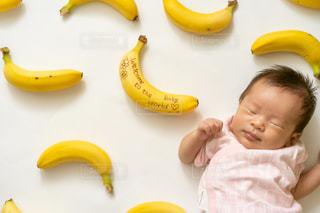 果物,赤ちゃん,バナナ