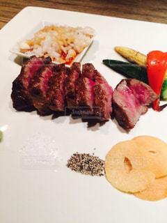 食事,dinner,おいしい,牛肉,鉄板焼き