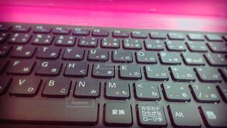 近くにコンピューターのキーボードの - No.936427