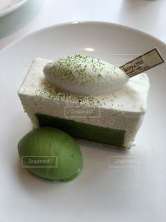 ケーキ,抹茶ケーキ