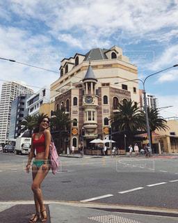オーストラリアの街歩きの写真・画像素材[1104681]