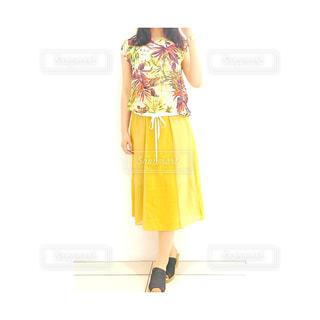 ファッションの写真・画像素材[555057]