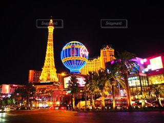 絶景,カラフル,アメリカ,旅行,ラスベガス,海外旅行,眠らない街