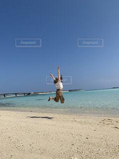 JUMPINGの写真・画像素材[3001941]
