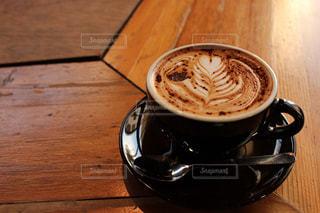 カフェの写真・画像素材[597404]