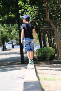 真夏の公園 - No.1016000