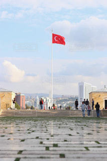 旅行,国旗,トルコ,海外旅行,アンカラ,アタチュルク