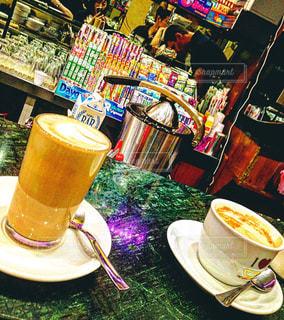 カフェ,ローマ,旅行,カプチーノ,イタリア,カフェオレ