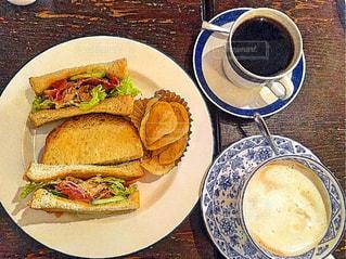 カフェ,コーヒー,食事,吉祥寺,サンドイッチ,朝ごはん,ブランチ,多奈加亭