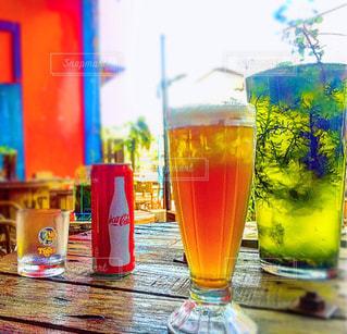 カフェ,世界遺産,コーラ,マレーシア,東南アジア,レモンティー,マラッカ,リバーサイドカフェ