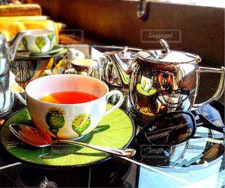 カフェ,ホテル,紅茶,ラウンジ,中国,上海,パークハイアット
