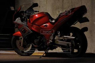 バイクの写真・画像素材[545466]