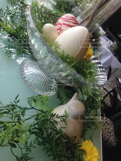 インテリア,食卓,鳥,デコレーション,イースター