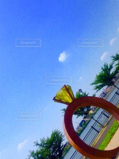 青空の写真・画像素材[600901]