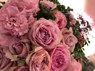ピンクの花の花束の写真・画像素材[954456]