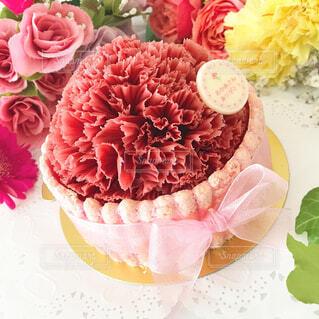 花のクローズアップの写真・画像素材[4402932]