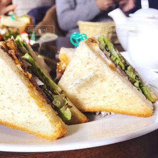 ランチ,サンドイッチ,サンド,フロインドリーブ